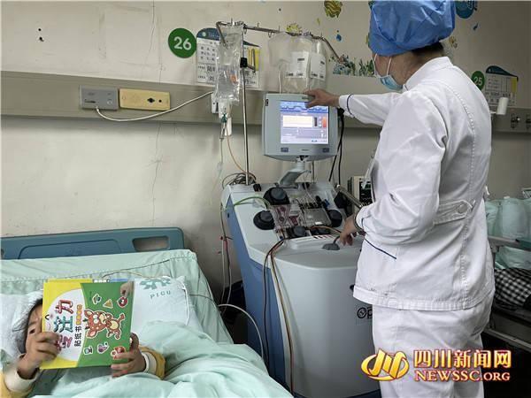 苦等8年姐姐等来妹妹的脐带血 2小时完成脐带血出库到移植