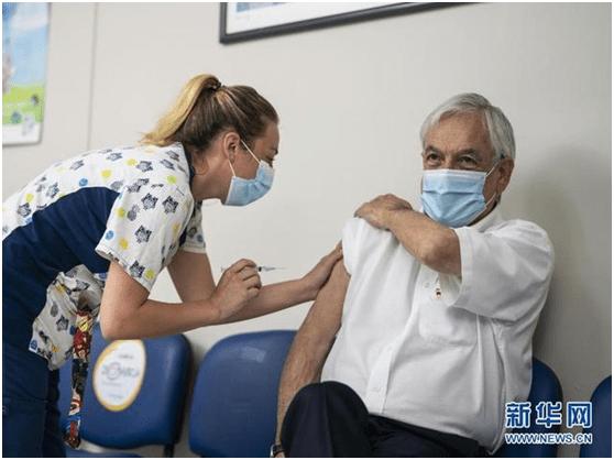 中国疫苗助力全球战疫!这些国家总统总理已接种中国疫苗