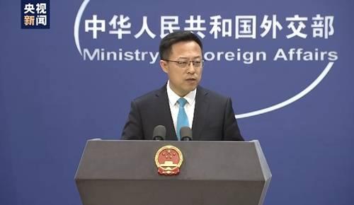 外交部:新疆大门始终敞开 欢迎联合国专员访问