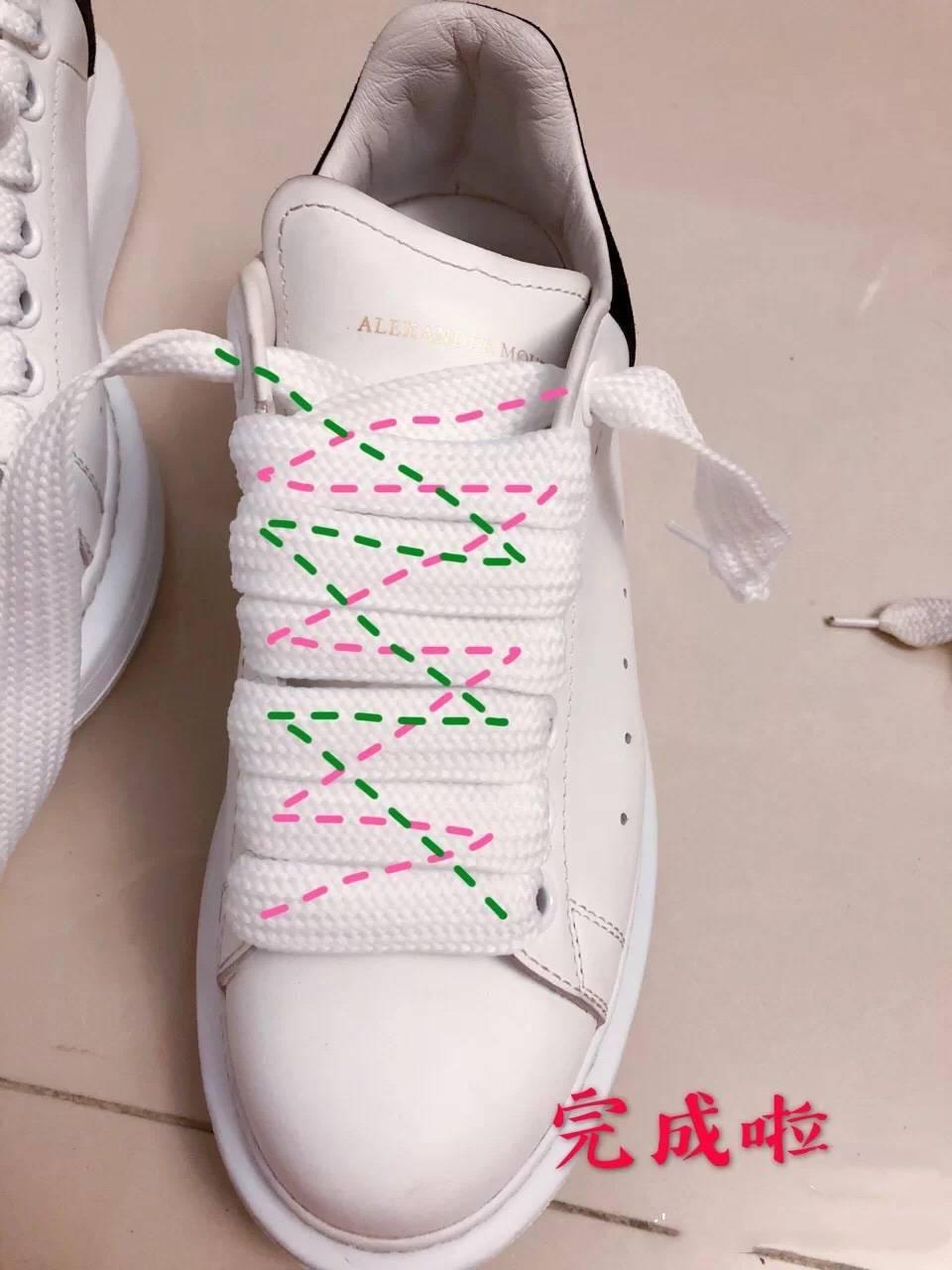 2021最流行的系鞋带