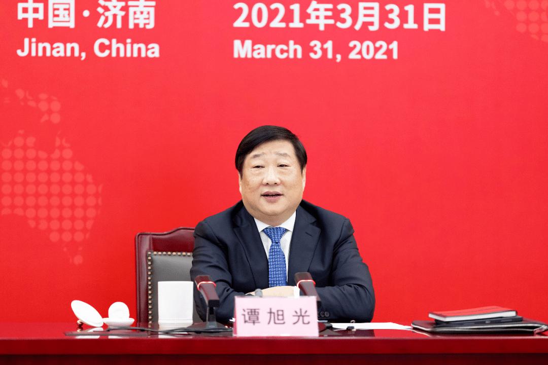 谭旭光还没有考虑退休。潍柴动力预计2021年销售收入将增长15%,至2270亿元