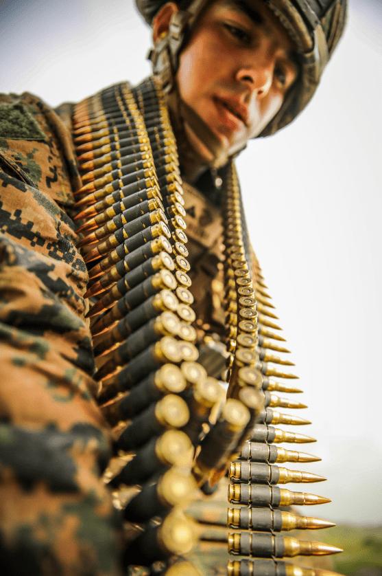 军事基地盗窃案频发!美军又被曝出丢失数千发弹药,被士兵放网上售卖