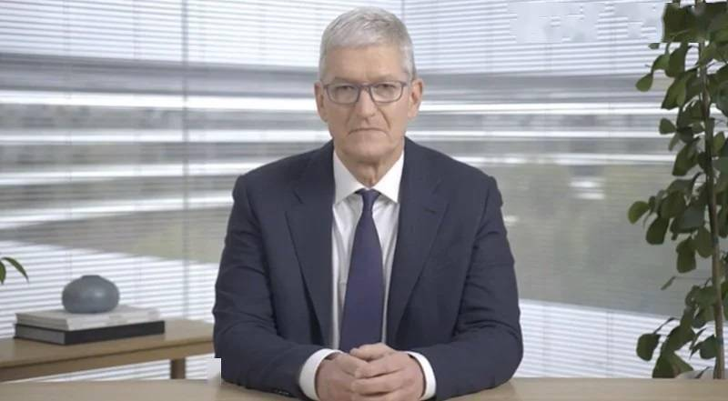苹果 CEO 库克:不关心 ATT 应用追踪透明化功能对 Facebook 的影响