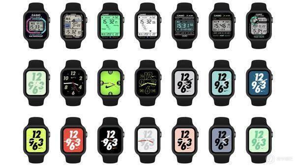 「苹果群像」9 个生活场景,做主我的 Apple Watch