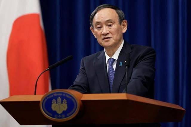 """果然! 日本首相為訪美遞上""""投名狀""""了_美國"""