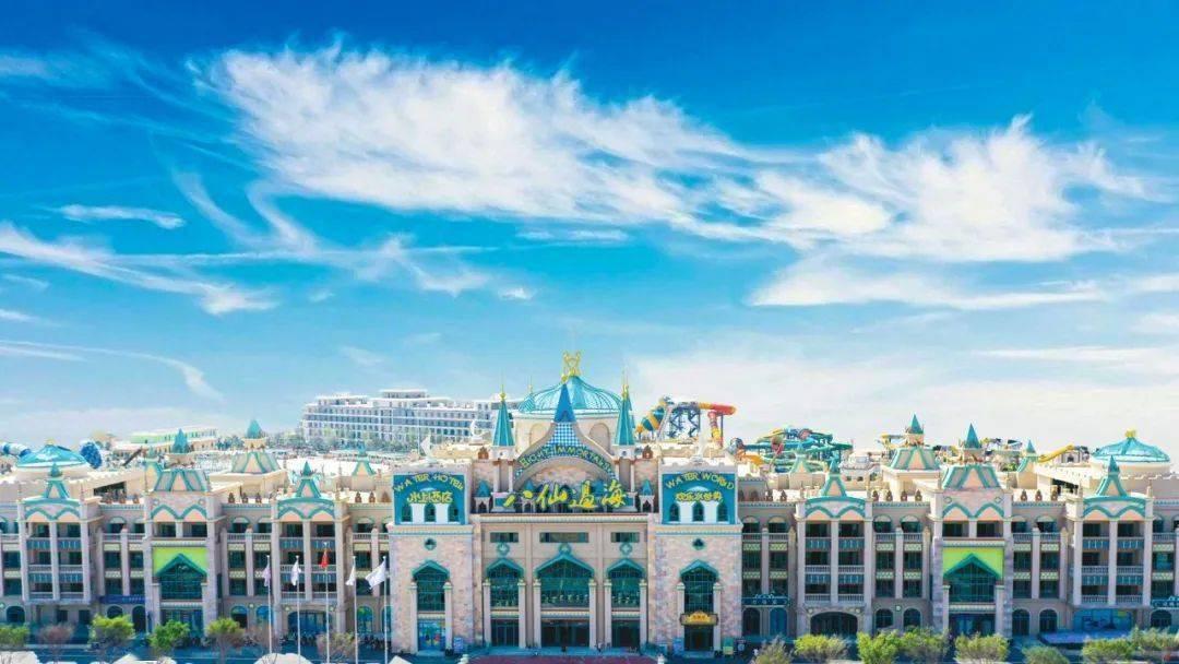 599元海景房!泉州八仙过海水上酒店,在童话城堡里过春天!