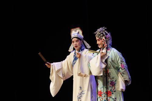 戏曲·柳子戏 | 容纳了明清以来盛行的各种古老声腔