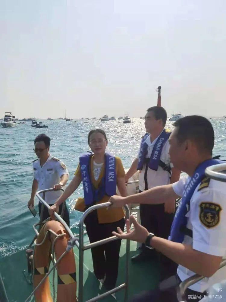 王文荣带队调研三亚游艇消费市场