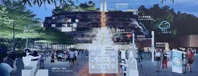 闹市将现森林溪谷!深圳这公园正式开工,规划面积超50万㎡