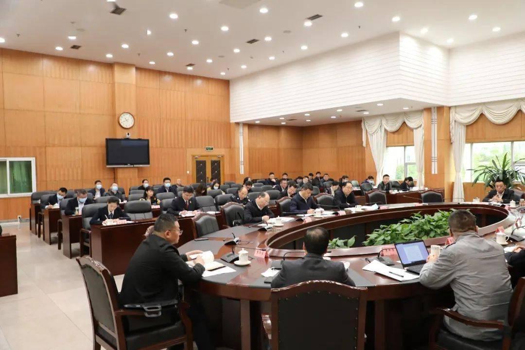 全国政法队伍教育整顿中央第十四督导组督导达州市座谈会召开