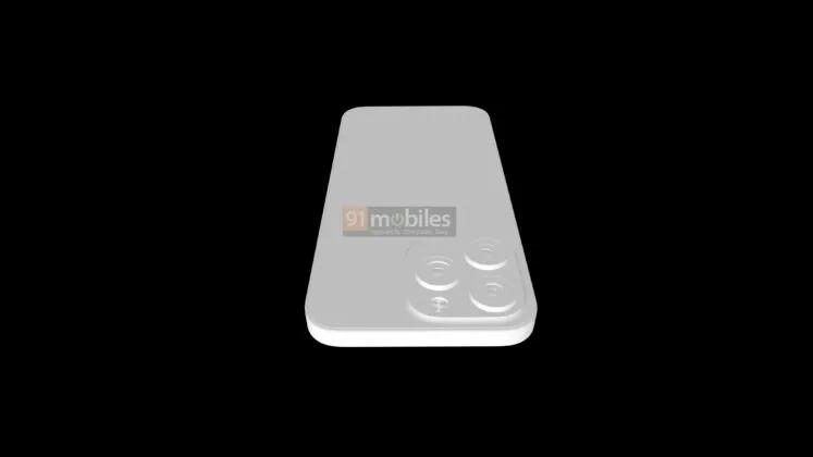 iPhone 13 Pro最新渲染图:四年来最大升级 窄刘海 微缝听筒的照片 - 9