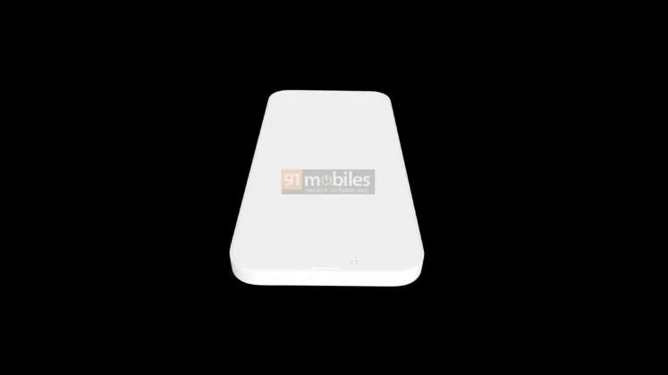 iPhone 13 Pro最新渲染图:四年来最大升级 窄刘海 微缝听筒的照片 - 5