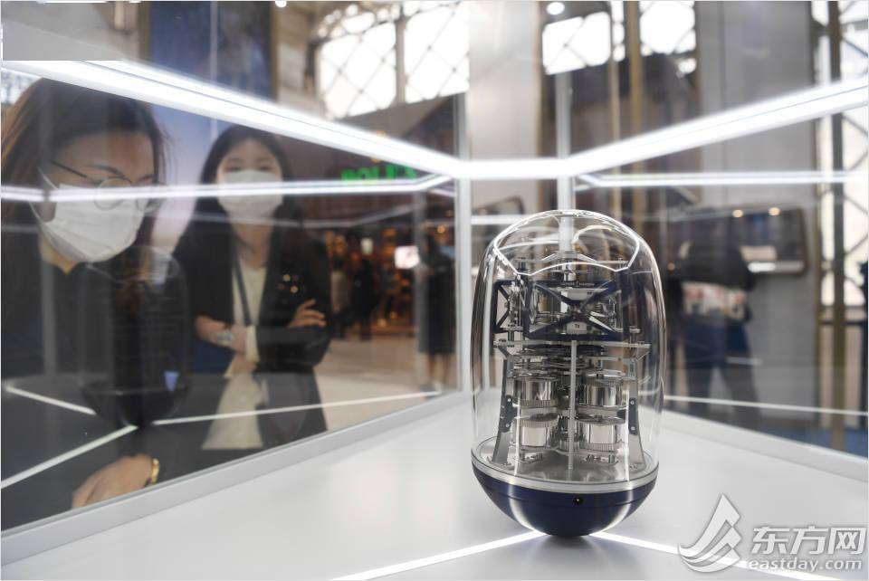 """""""钟表与奇迹""""表展在上海开幕 22款新品全球首秀"""