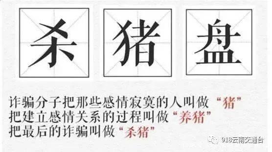 """昆明一女子遭遇""""杀猪盘"""",写下""""恋爱日记""""······"""