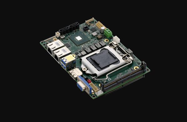 只有ITX的一半!和硬盘一样大的主板见过吗?