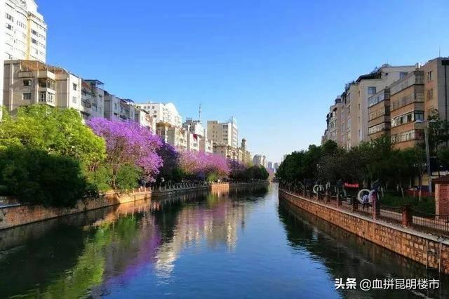 约105公里的盘龙江 周边没有几个住宅项目在卖?