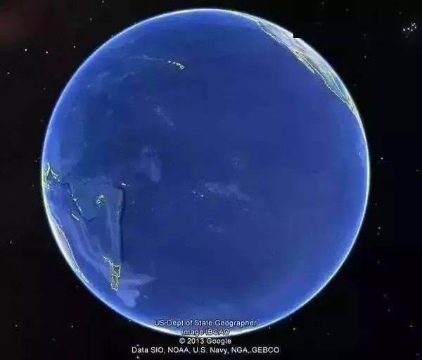 【地理视野】地理老师没有给你讲过这些罕见地图,因为可能会颠覆你的世界观  第5张