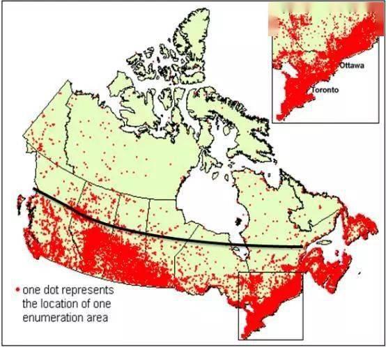 【地理视野】地理老师没有给你讲过这些罕见地图,因为可能会颠覆你的世界观  第51张