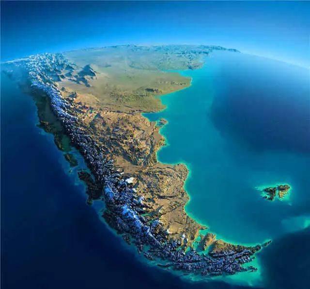 【地理视野】地理老师没有给你讲过这些罕见地图,因为可能会颠覆你的世界观  第11张