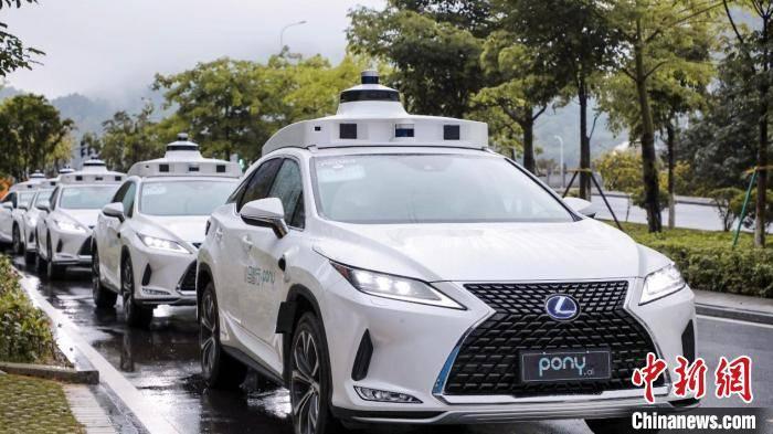 广州南沙全域开放智能网联汽车测试道路 小马智行获准进行测试