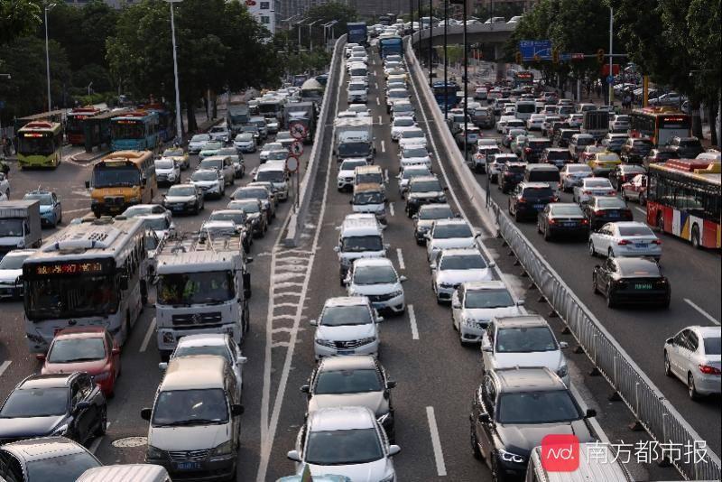 广东五一假期4月30日起将迎出行高峰!交警公布易堵路段