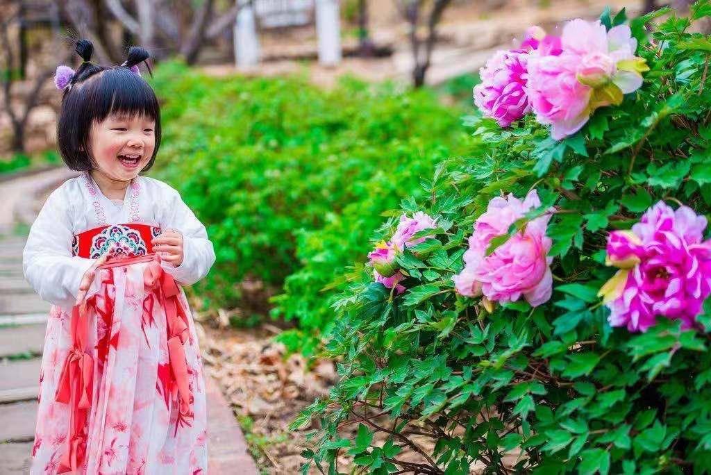 游园市集、牡丹汉服、故宫研学,五一带娃就近度假趣味多