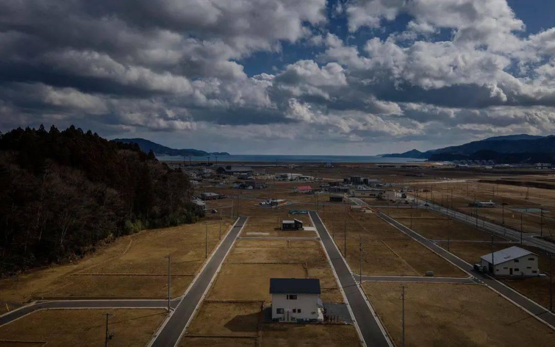 搬回灾区的日本人