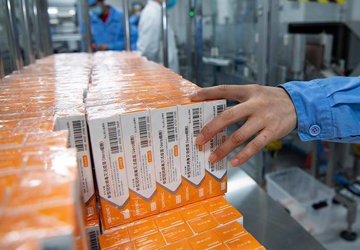 中国疫苗有望在欧上市?