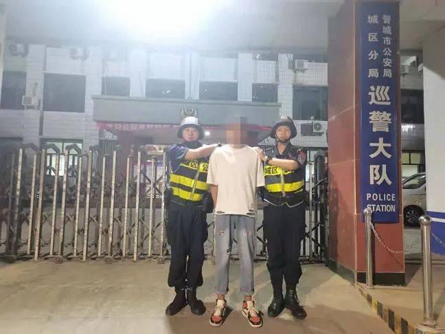 晋城又有摩托电动被偷,他们3个干的!