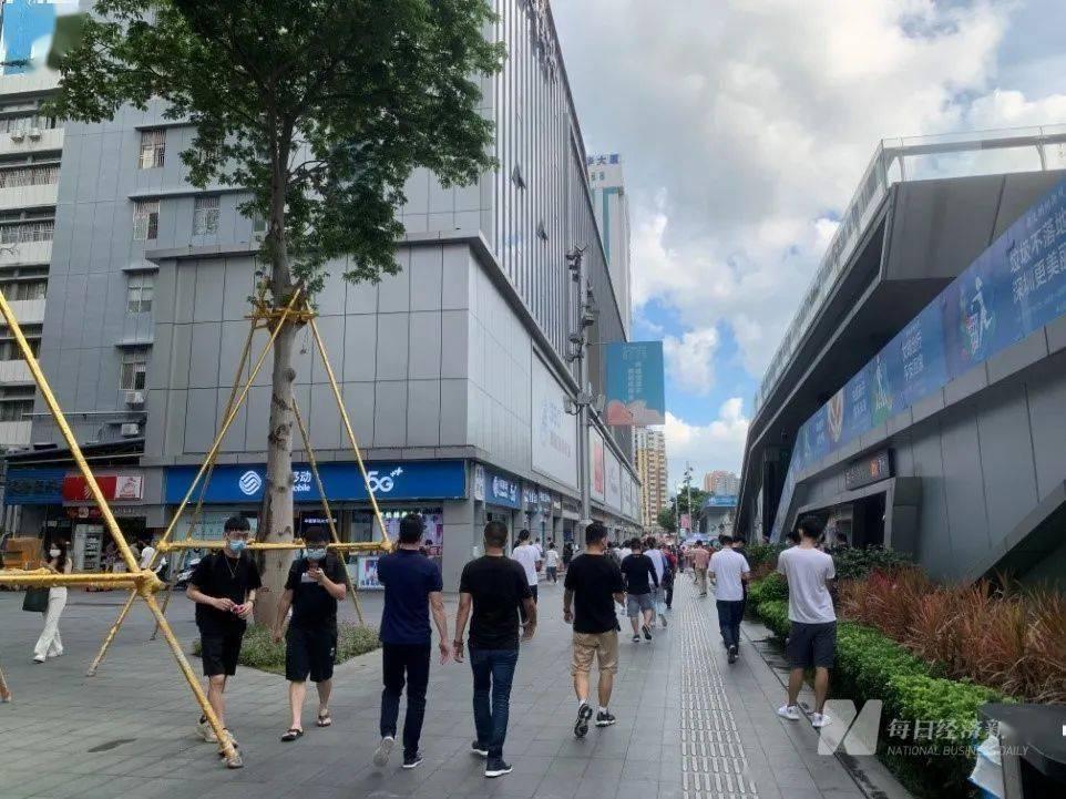 """深圳赛格大厦""""晃动""""调查:6年前曾发生类似情况!2.7天盖一层楼"""
