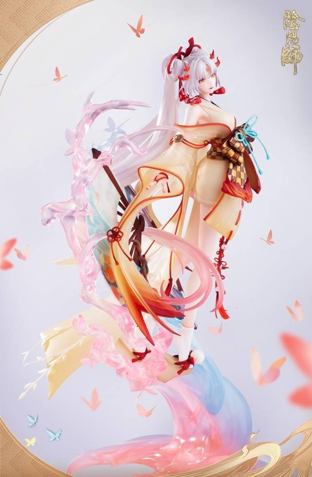「阴阳师」推出不知火「浴火蝶舞Ver.」手办-91-『游乐宫』Youlegong.com 第3张