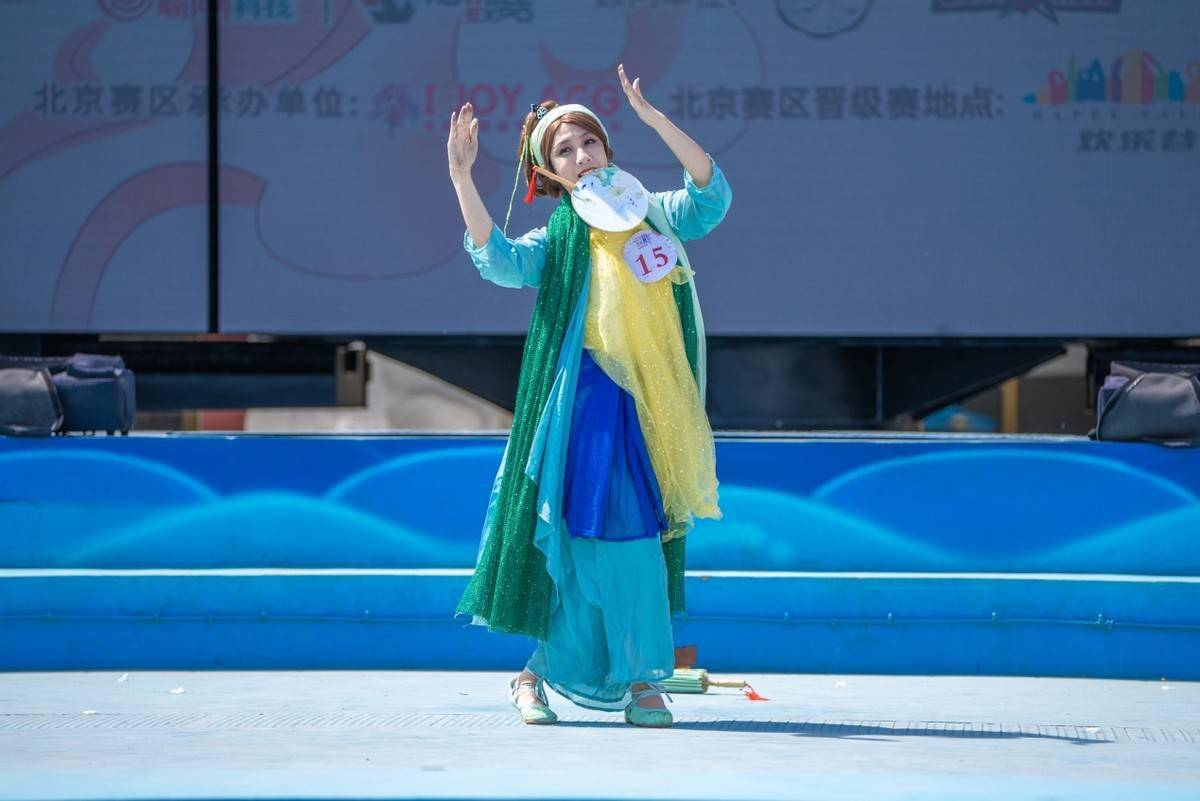 2021ChinaJoy洛裳华服·新秀大赛,北京赛区晋级赛圆满落幕 展会活动-第14张