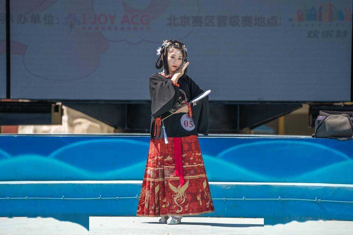 2021ChinaJoy洛裳华服·新秀大赛,北京赛区晋级赛圆满落幕 展会活动-第5张