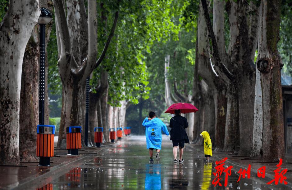 """郑州:打造""""会呼吸""""的海绵城市"""