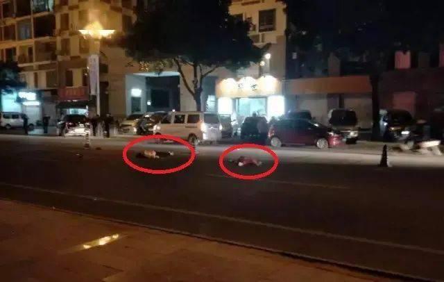 凌晨4:52,广西某立交桥发生可怕一幕!一男子不幸身亡!