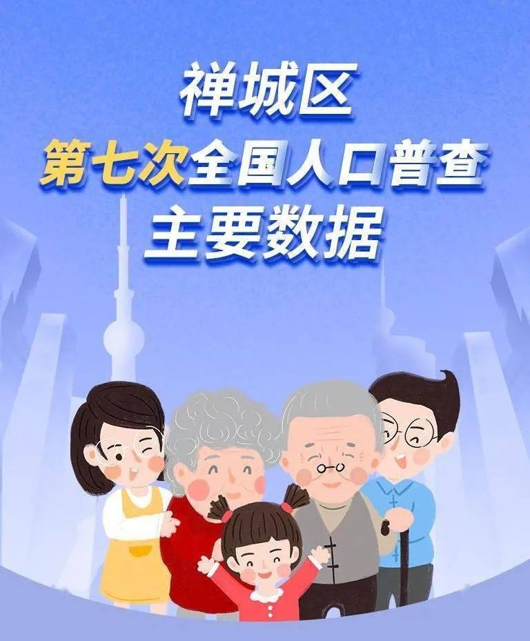 """常住人口133.03万人,高学历人才领跑全市!六大特征解读禅城""""七人普""""主要"""