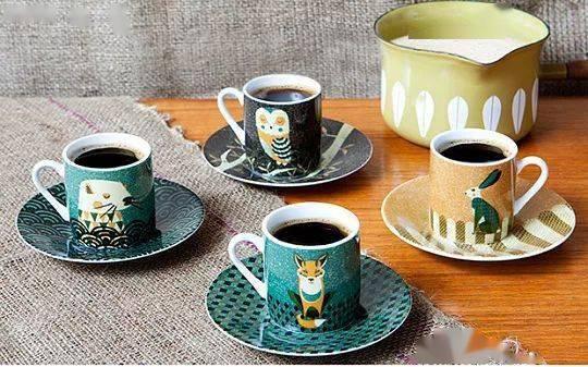 学会品咖啡,其实是学会一种生活态度