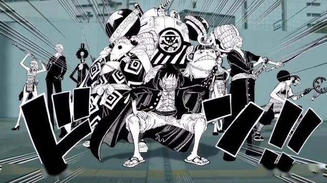 尾田荣一郎少年漫《海贼王》公开最新第99卷宣传视频