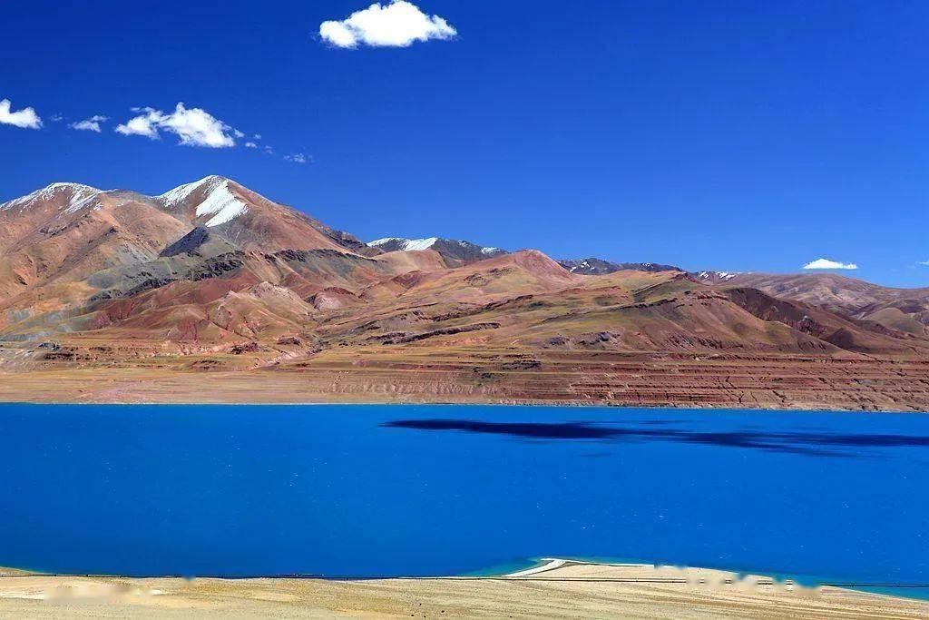 西藏阿里大北线13天穿越荒凉的美丽
