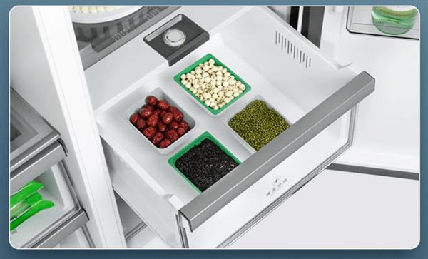 搭载HarmonyOS!美的首款鸿蒙冰箱开售:6999元                                   图3