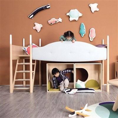 三孩新政下多功能设计受追捧 儿童家居的机遇在下沉市场