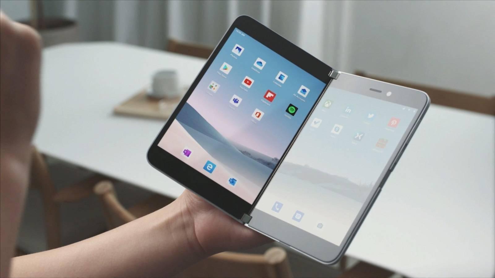 微软 Surface Duo