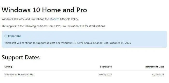 """倒计时!Windows 10要""""退休"""""""