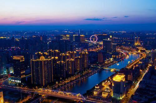天津16区人口一览:西青区119万,蓟州区79万
