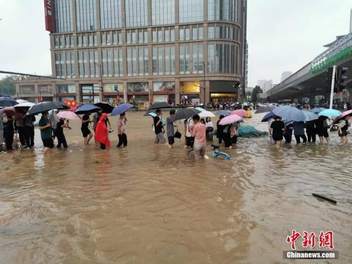 郑州罕见暴雨已致多死 强降水天气为何持续这么久?-家庭网