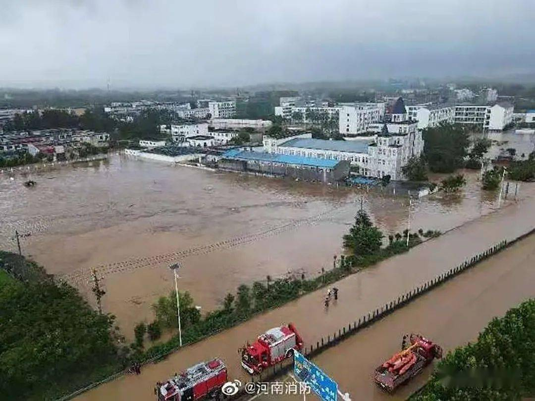 今日大暑:千年不遇的河南暴雨,到底怎么来的?
