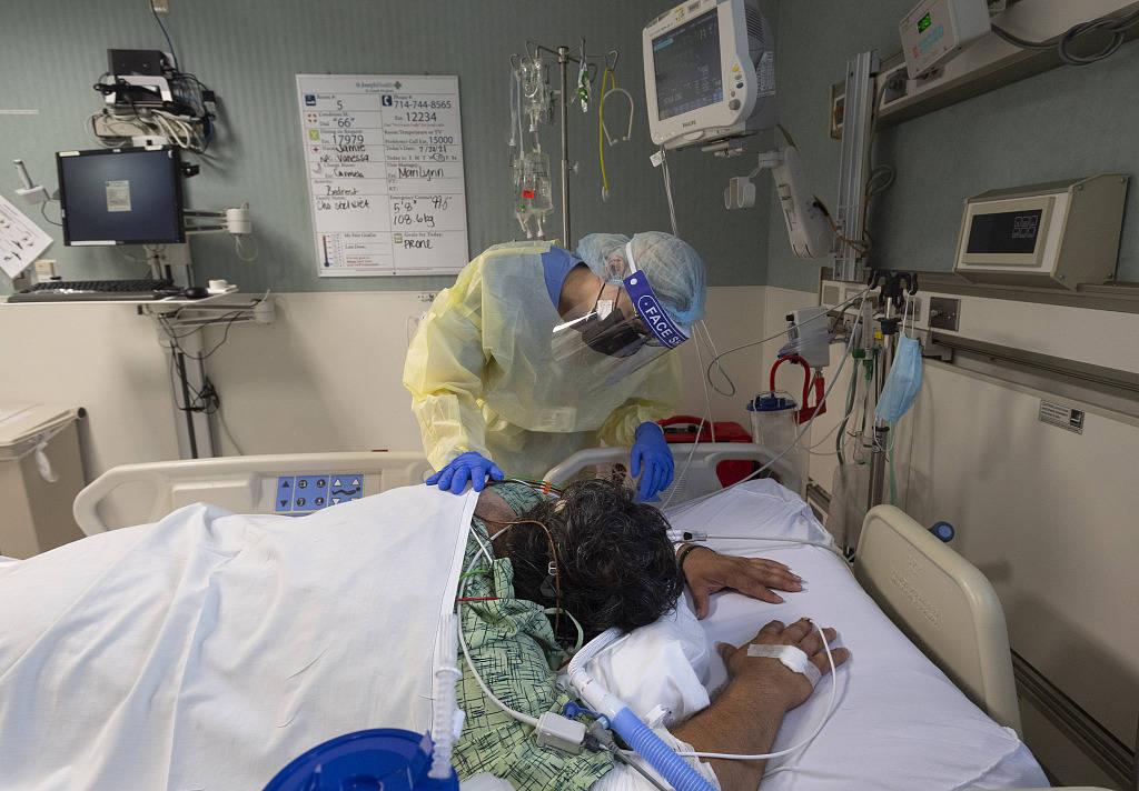 美卫生局前局长:美国新冠疫情面临再次失控