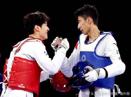 错失铜牌后,韩国跆拳道名将李大勋宣布退役