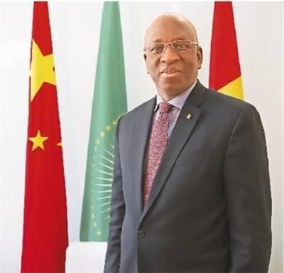 """""""中国是几内亚可靠的朋友""""(我在中国当大使)"""
