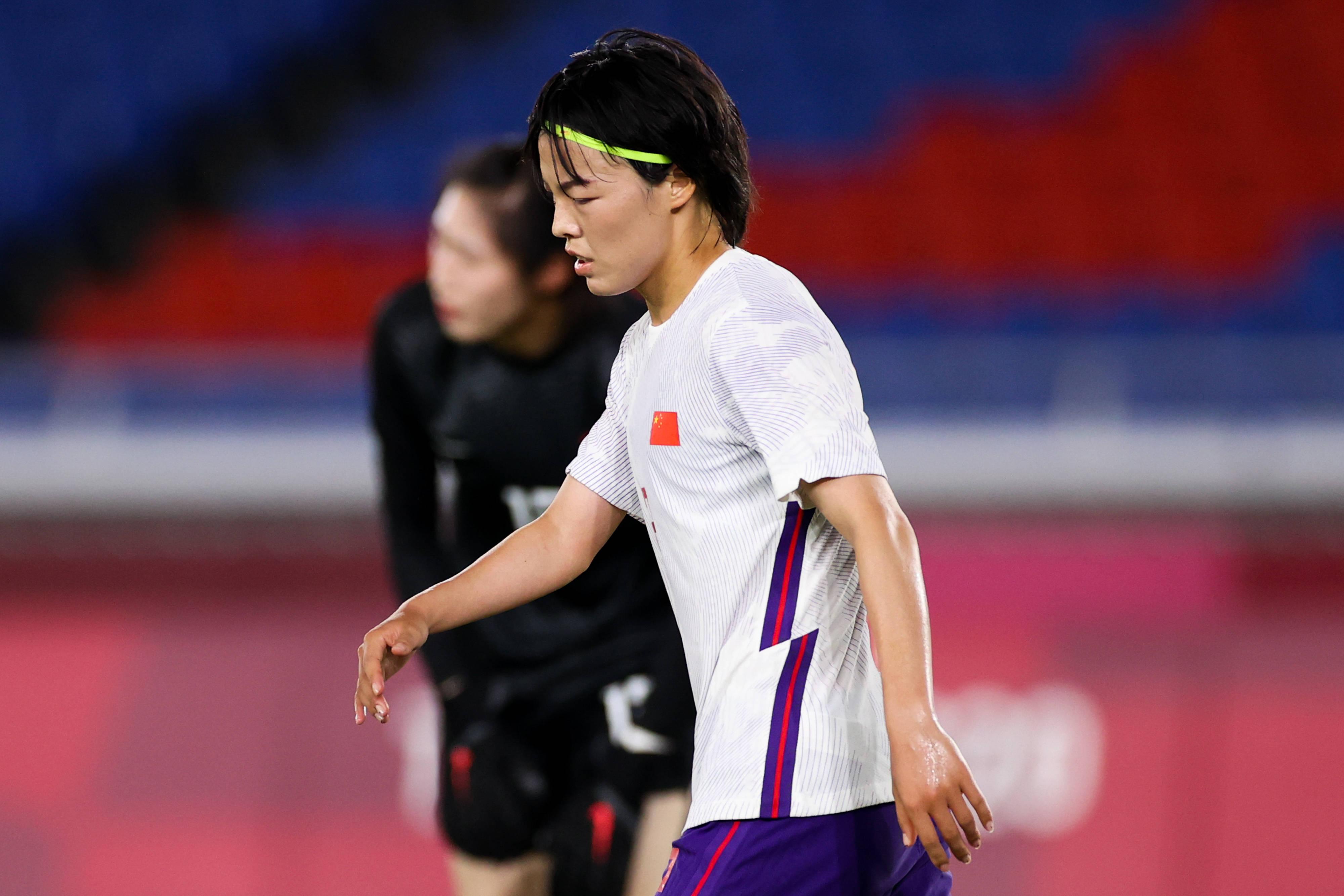 中国女足2-8不敌荷兰!奥运小组赛出局,三场丢17球